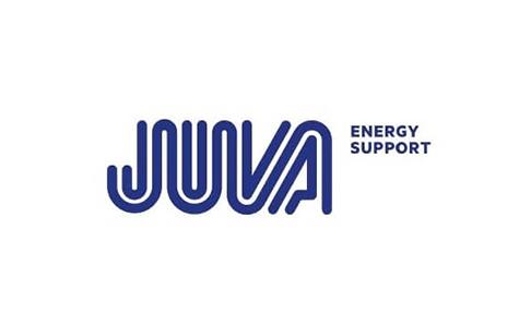 Logo Juva, decoratie